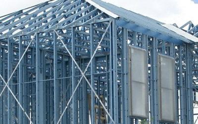 Steel Frame: A melhor solução para sua construção